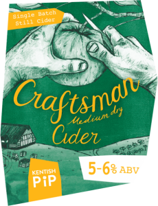 Craftsman Cider Single Batch Kent Blue Boar