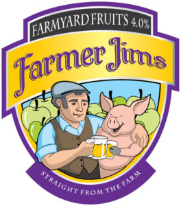 Drink Farmer Jim's Farmyard Perry at The Blue Boar, Leicester