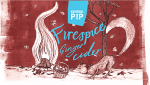 Firespice Cider Kentish Pip Ginger