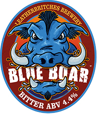Blue Boar Micro Pub Leicester Blue Boar Bitter